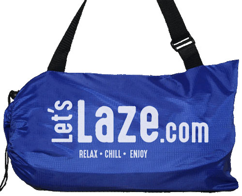 letslaze-blue-bag