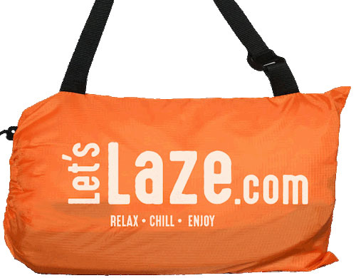 letslaze-orange-bag