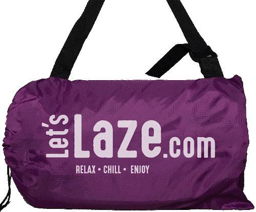 letslaze-purple-bag