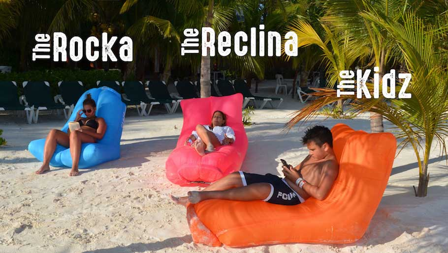 Lets Laze Inflatable Air Sofa